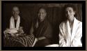 Venerabile Abate Jhado Rinpoche, Ricky A. Swaczy e Serenella Giorgetti